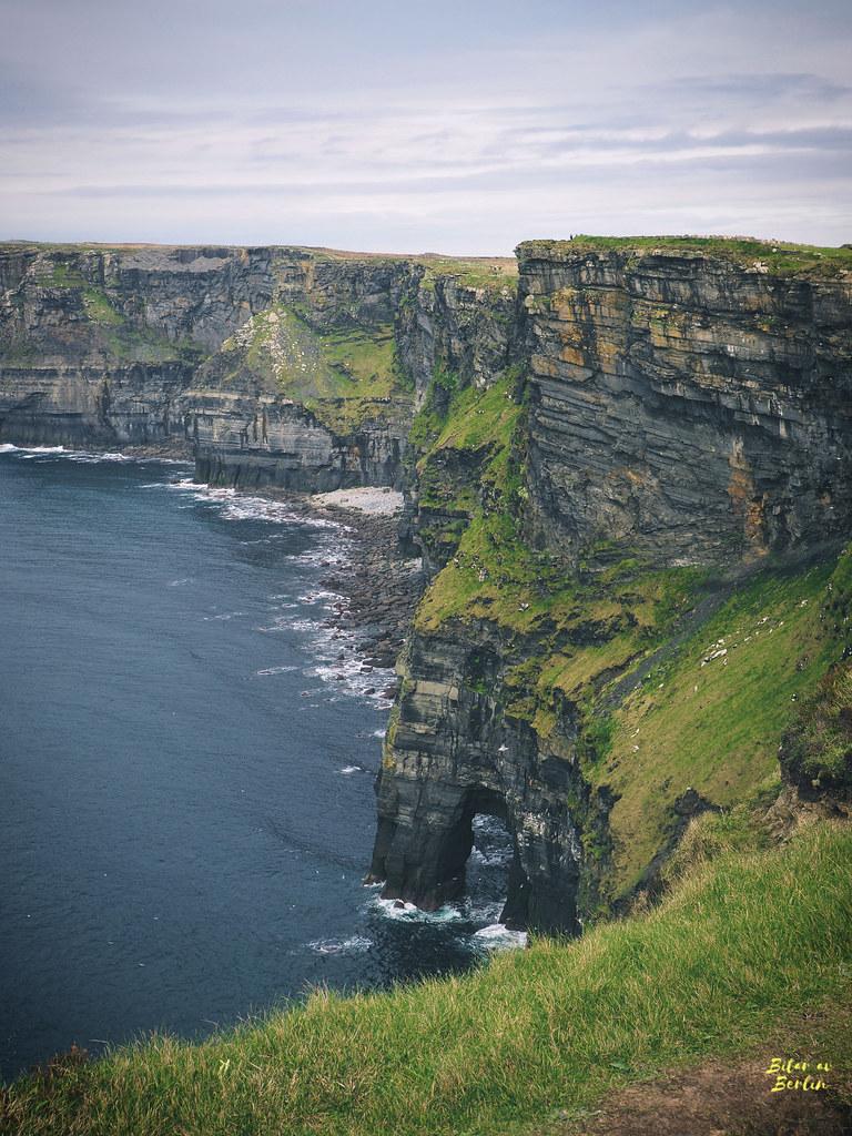 Vid världens ände del 2-cliffs of moher