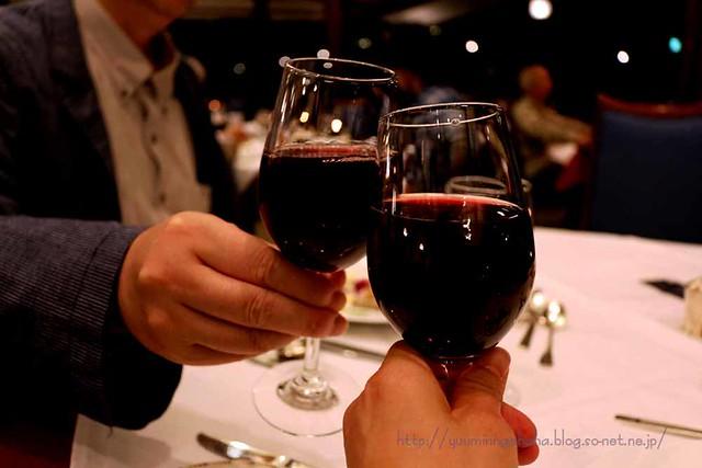 十和田地産赤ワイン