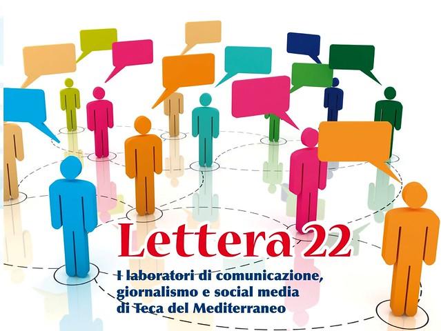 laboratorio giornalismo lettera 22