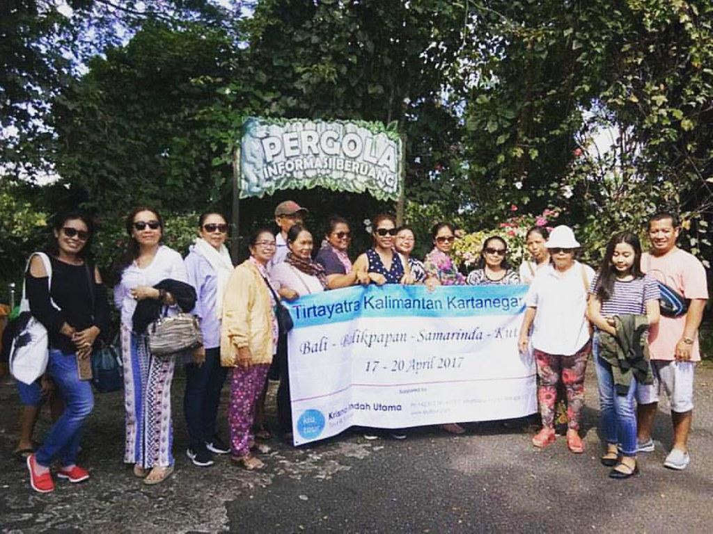 Kiu Tour Konservasi Beruang Madu Kwplh Balikpapan Ka