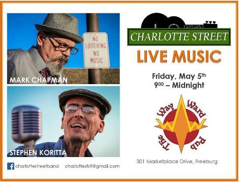 Charlotte Street 5-5-17