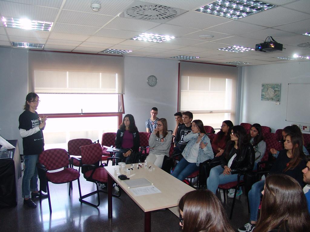 Visita Institut La Serra (Mollerussa)