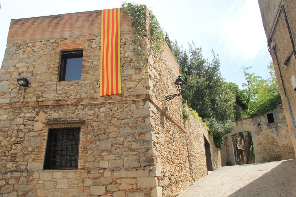 Streets of Girona