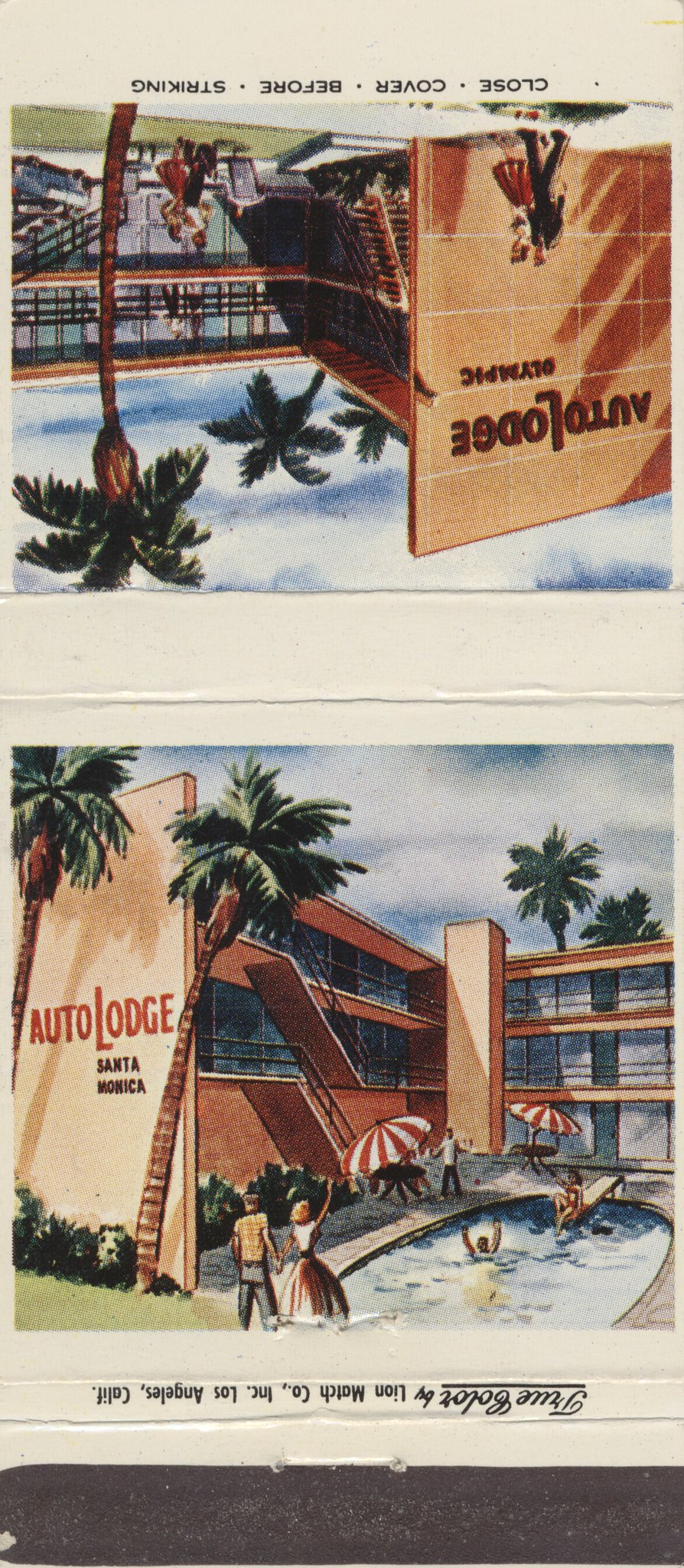 AutoLodge - Santa Monica, California