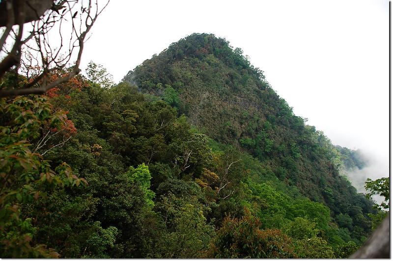 1868山頭東望西大武山