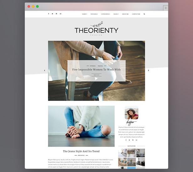 TheOrienty - Demo 2