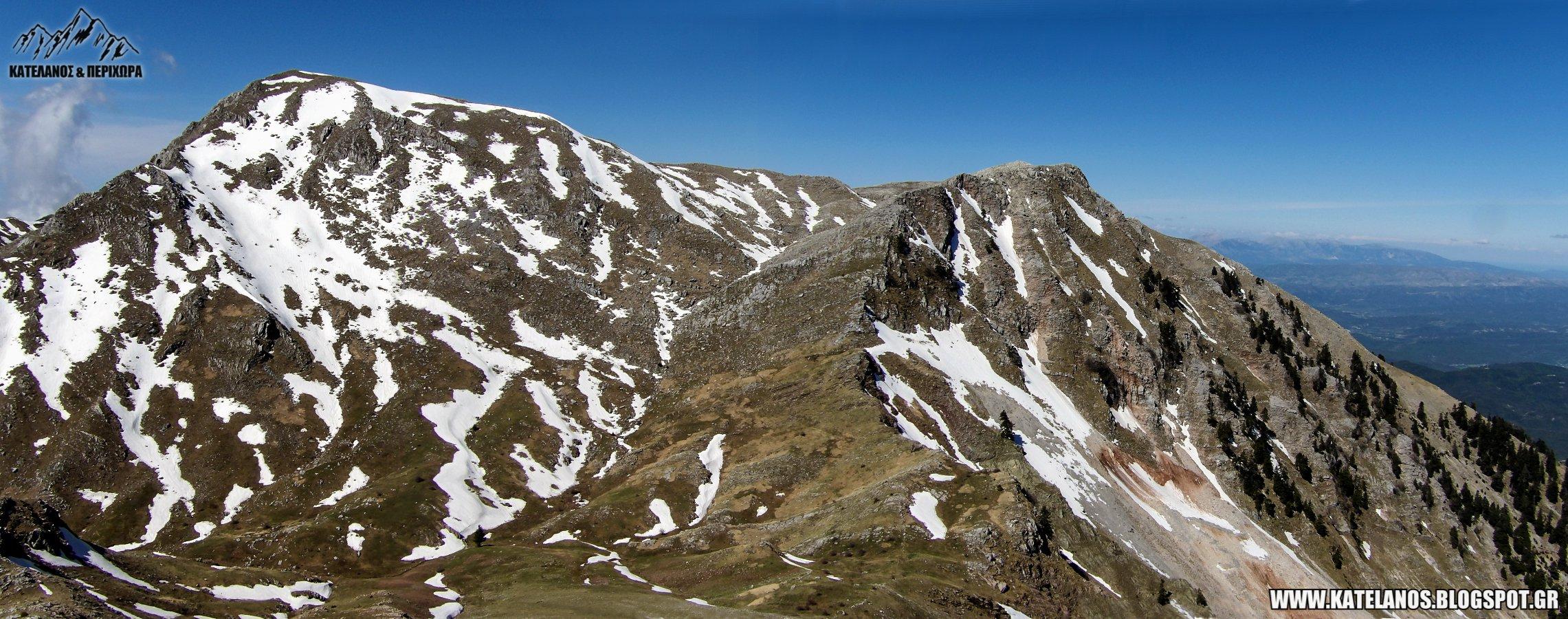 κατελανος απο κρημνιτσα παναιτωλικου βουνα αιτωλοακαρνανιας αγρινιου κυρα βγενα