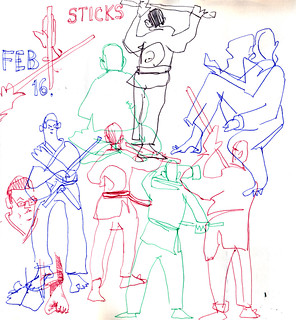 Sketchbook #103: My Life Drawing Class | by apple-pine