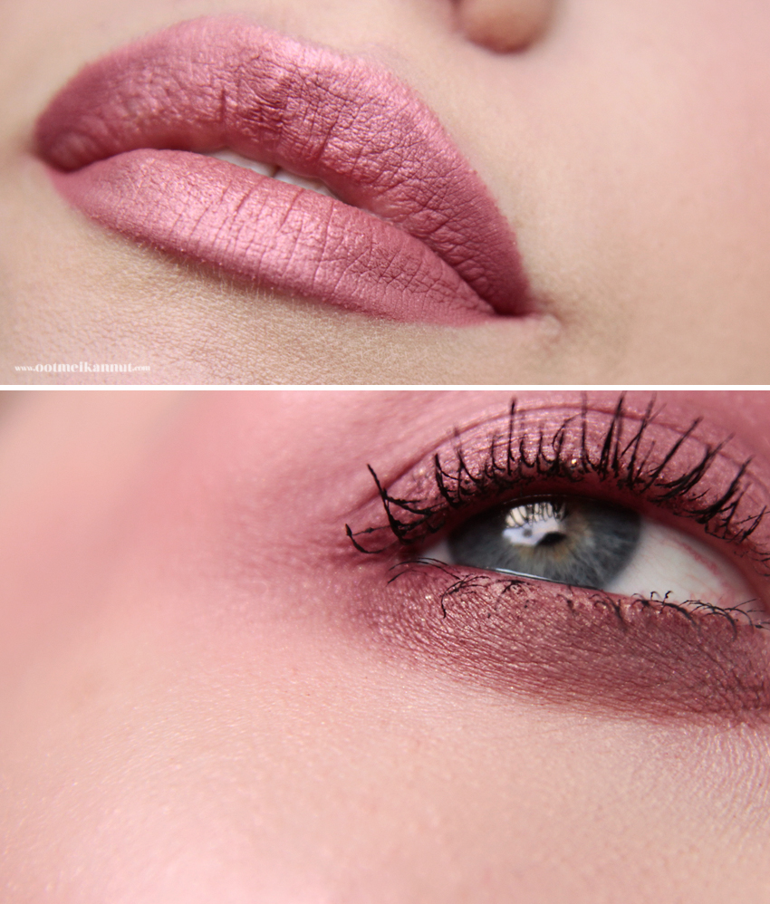Rose Blush makeup