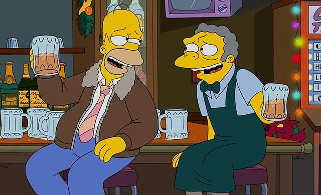 Homer-Simpson-and-Moe