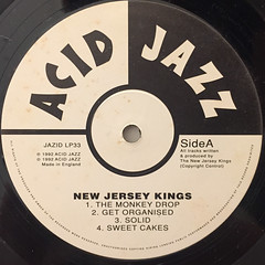 NEW JERSEY KINGS:PARTY TO THE BUS STOP(LABEL SIDE-A)