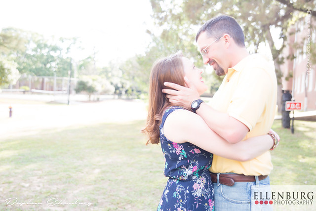 Engaged Couple | Ellenburg Photography