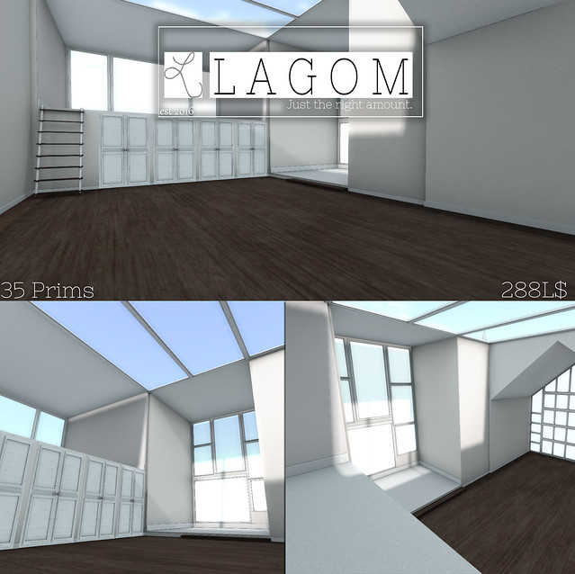 LAGOM - Skyhigh Skybox