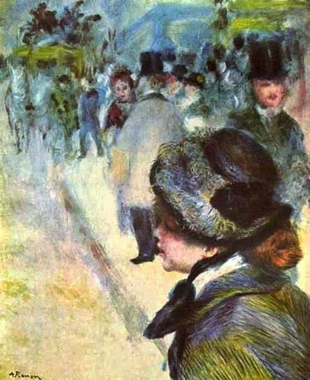Place Pigalle - Renoir