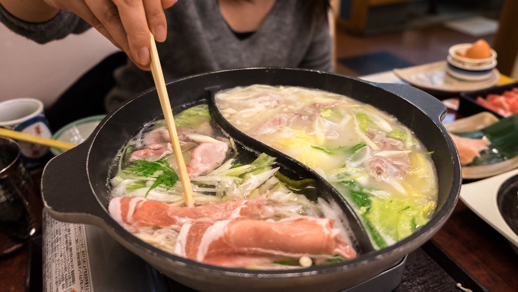 Hype in food: Sounds of Shabu Shabu