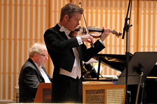Paul Waltman, violin, Mats Jansson, piano