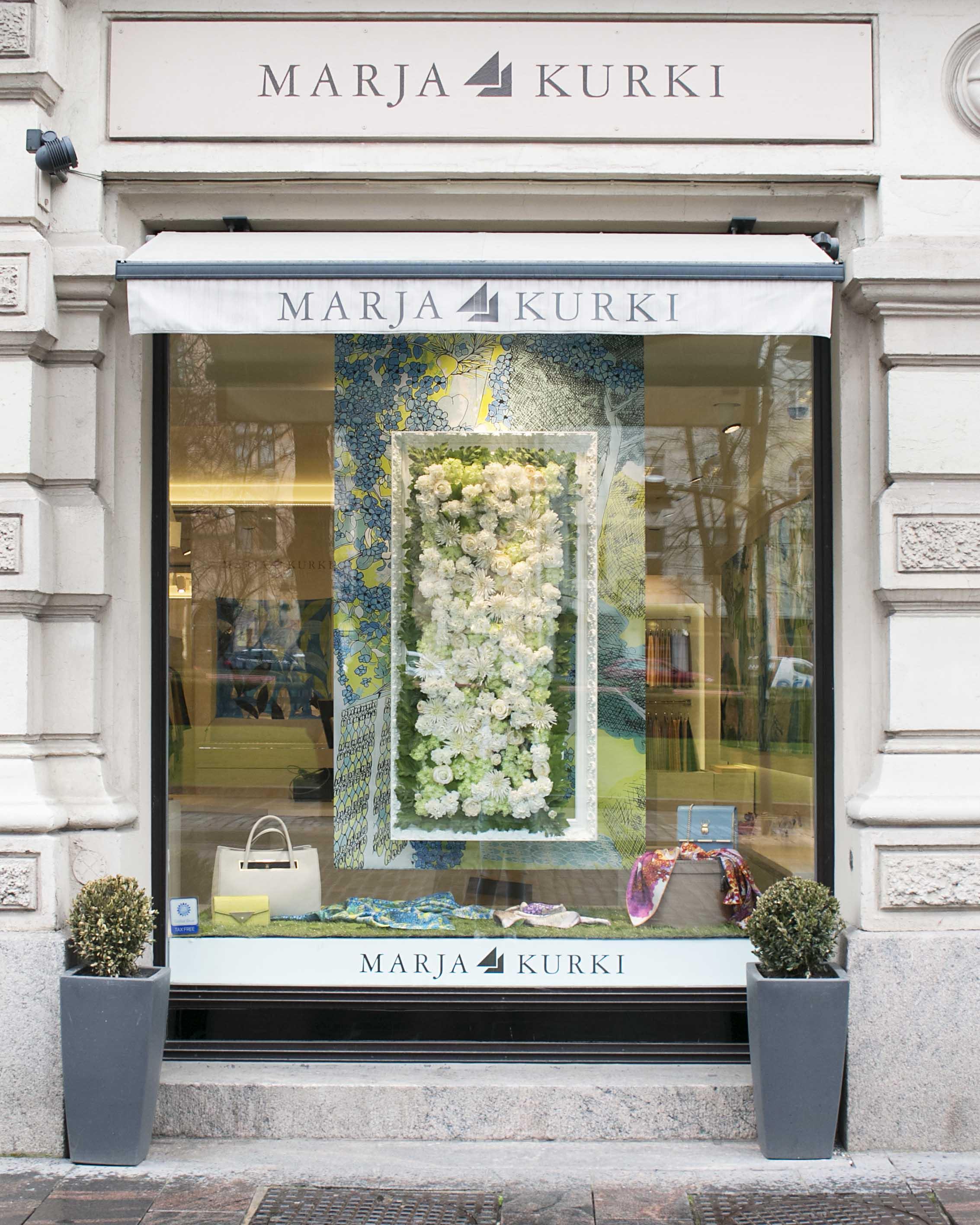 flower window display 5