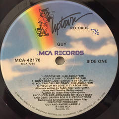 GUY:GUY(LABEL SIDE-A)