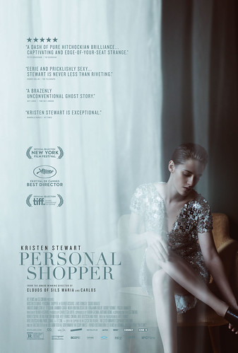 Hayalet Hikayesi - Personal Shopper (2017)