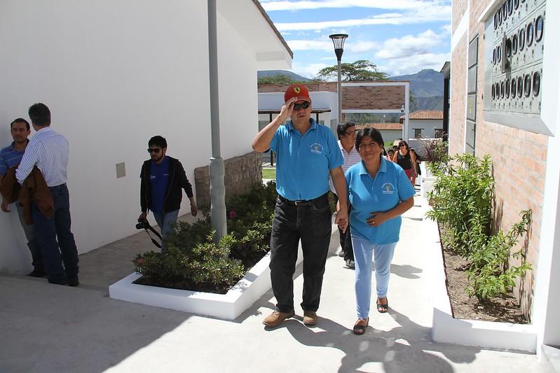 Inauguración Centro de Facilidades Las Manuelas