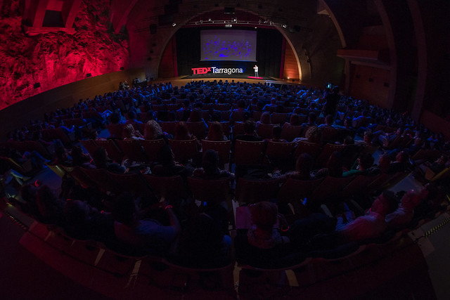 TEDx Tarragona 2017 Espai