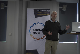 Social Now 2017 - Thierry de Baillon