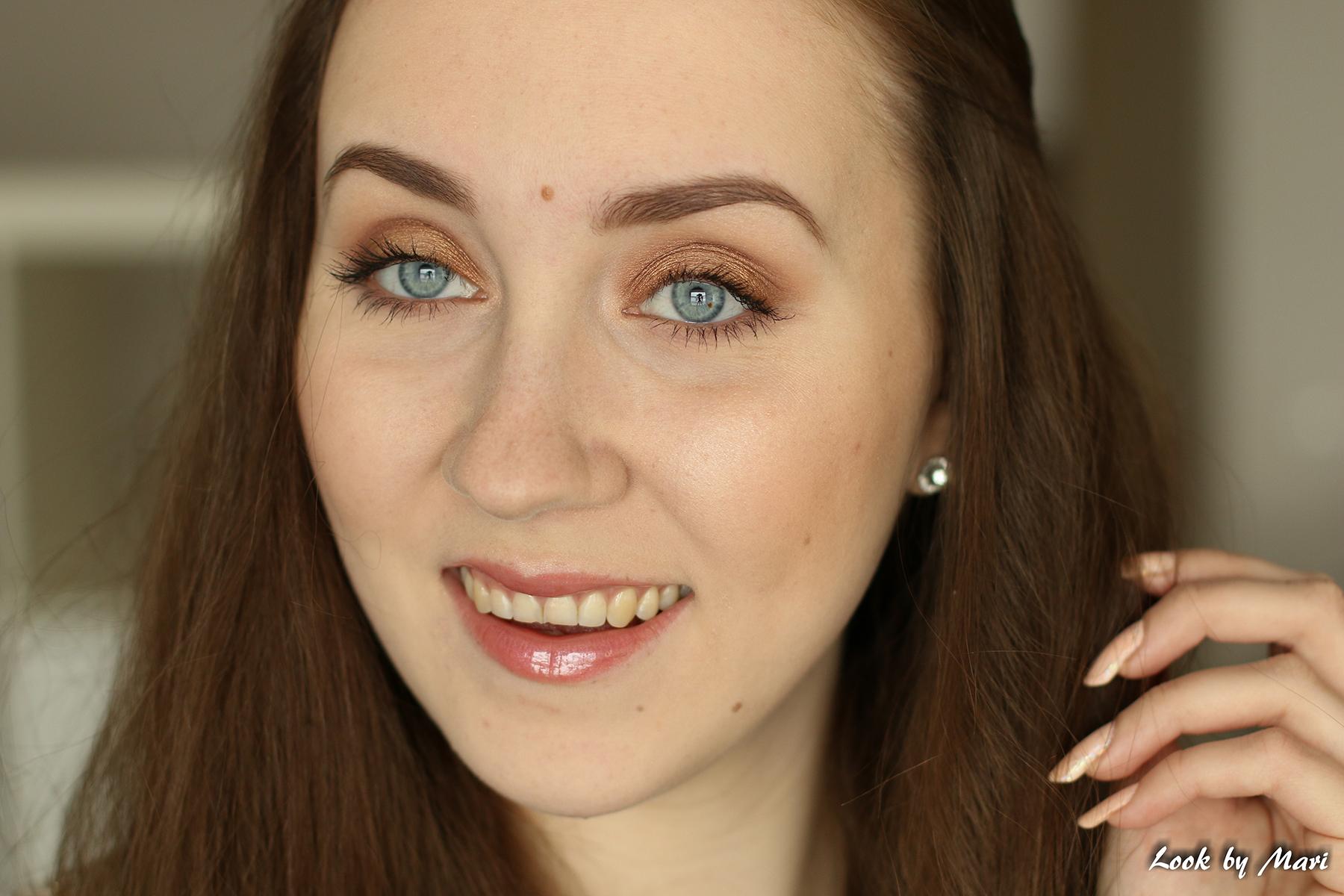14 bh cosmetics x carli bybel palette silmämeikki ideat inspiraatio blogi