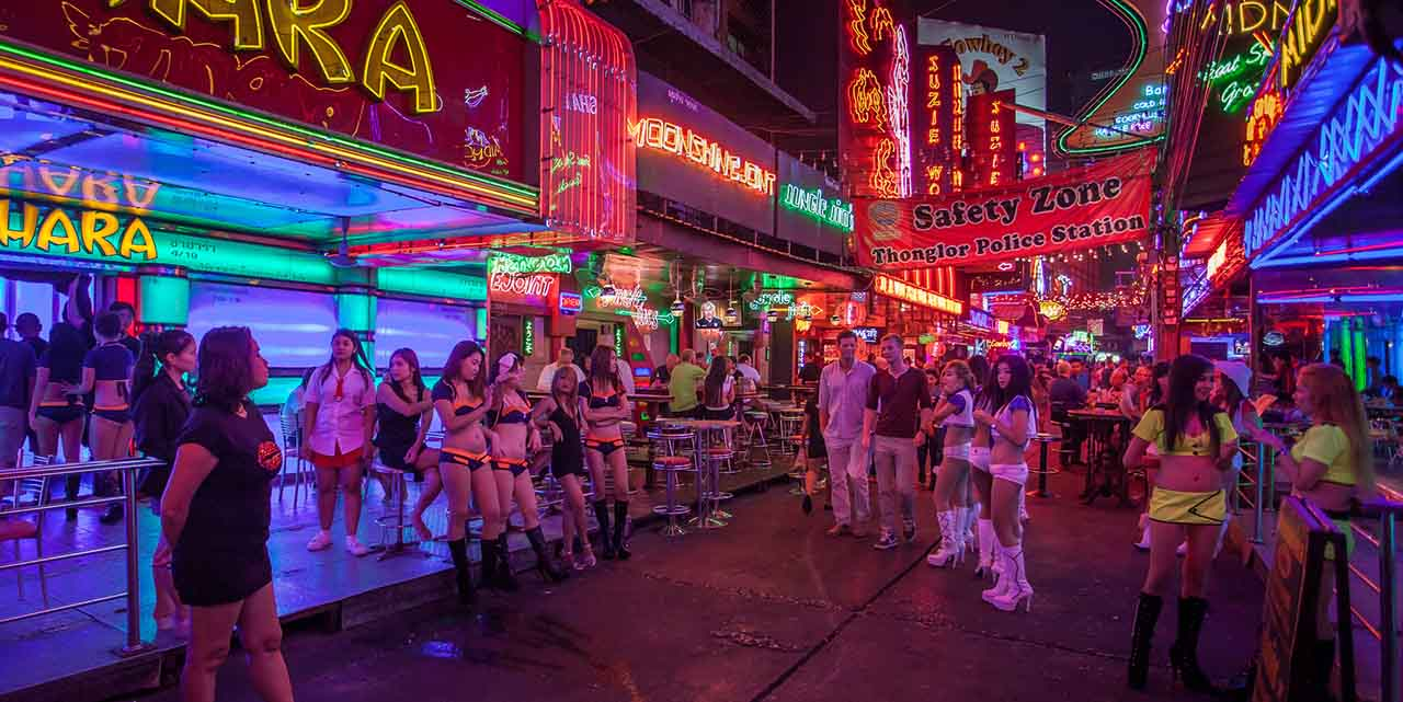 All You Need To Know About The Most Visited City In The World: Bangkok also has a booming illicit sex industry. Although prostitution in Thailand is illegal, it is extremely visible, reportedly happening inside massage parlors, saunas and hotels. Sex tourism is so pervasive that it has earned Bangkok the unofficial nickname the Sin City of Asia.
