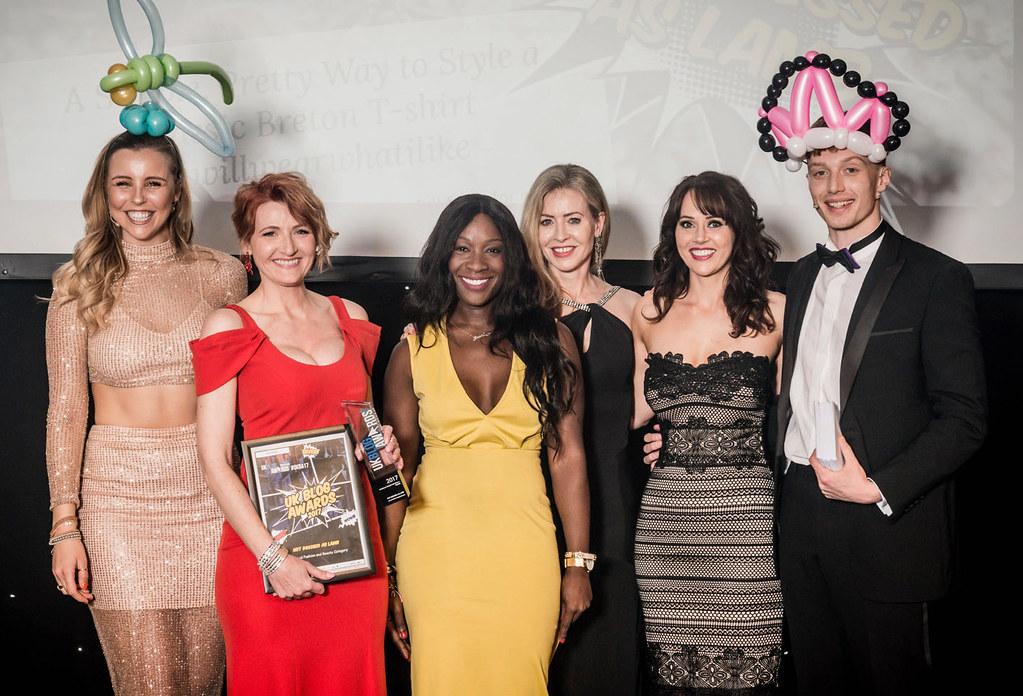 UK Blog Awards 2017   Not Dressed As Lamb, Individual Fashion & Beauty Winner