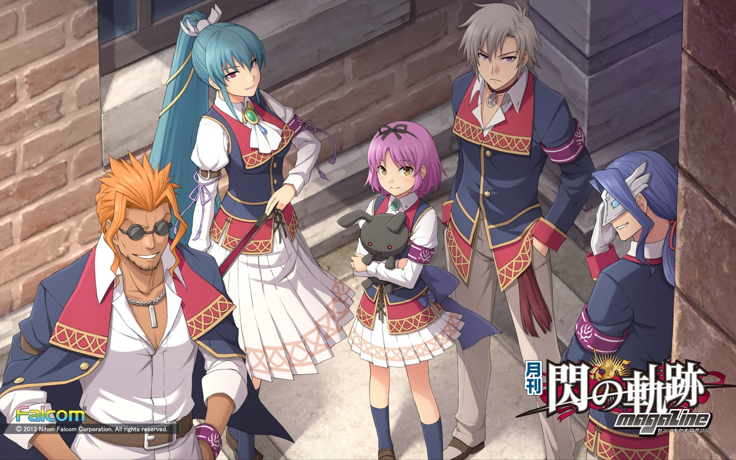 Trails In The Sky The 3rd Ot Time S The Charm Neogaf