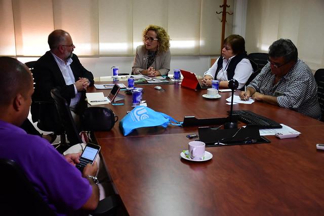 La Universidad continúa creando alianzas estratégicas que le apuestan a la internacionalización