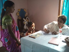 Medical Camp at Jorhat Anandalaya