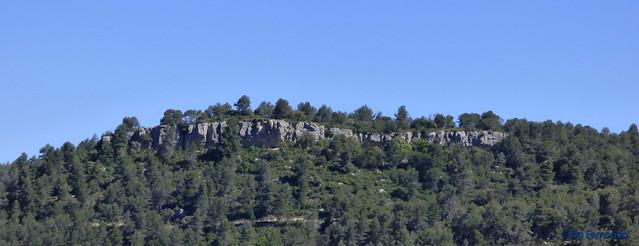 Revolt de l'Àliga - 01- Roques Tallades, Serrat de Montbrú (06-05-2017)