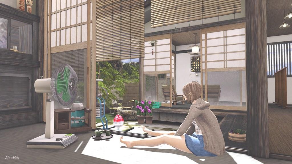 [[RH]] NIHONKAOKU -Japanese Summer House@FaMESHed