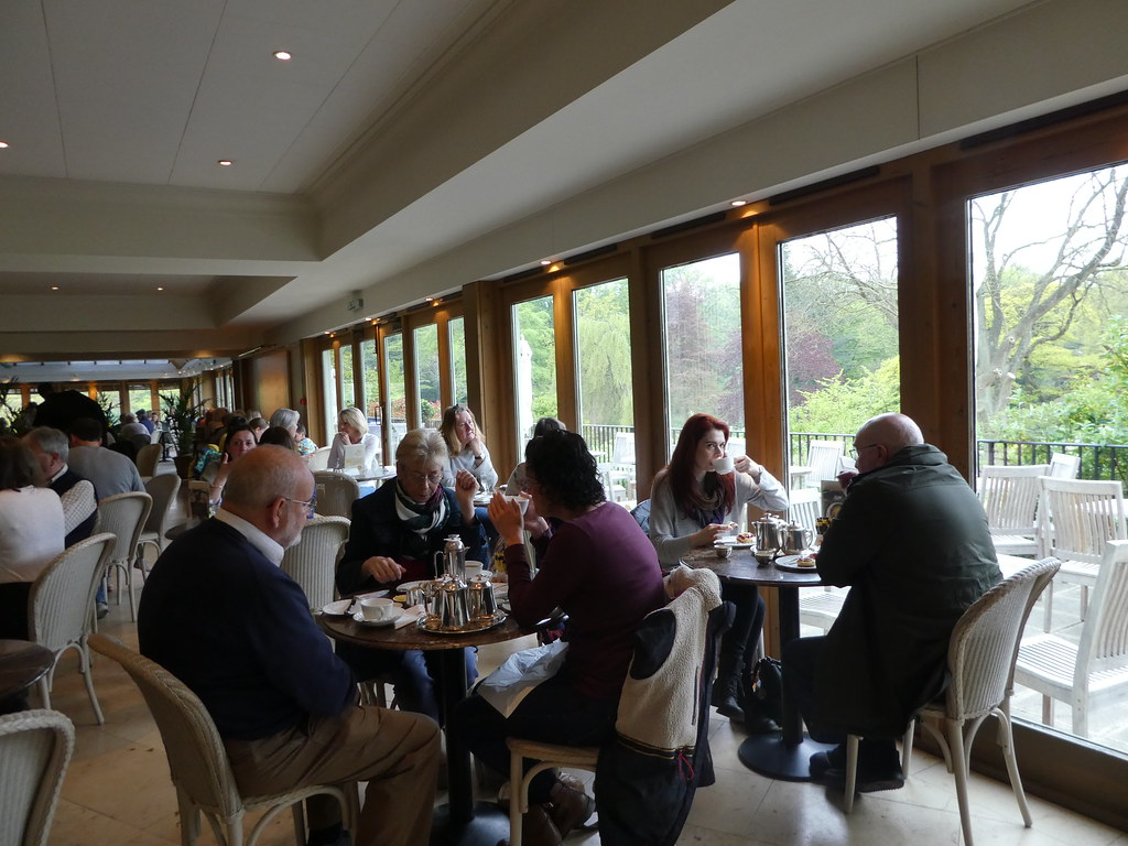 Betty's Cafe, Harlow Carr Garden