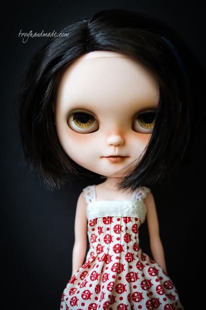 Sonmi. Mi primera custom 😊. FA