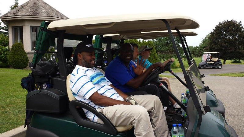 21st Annual Jackie Robinson Golf Tournament - 2015