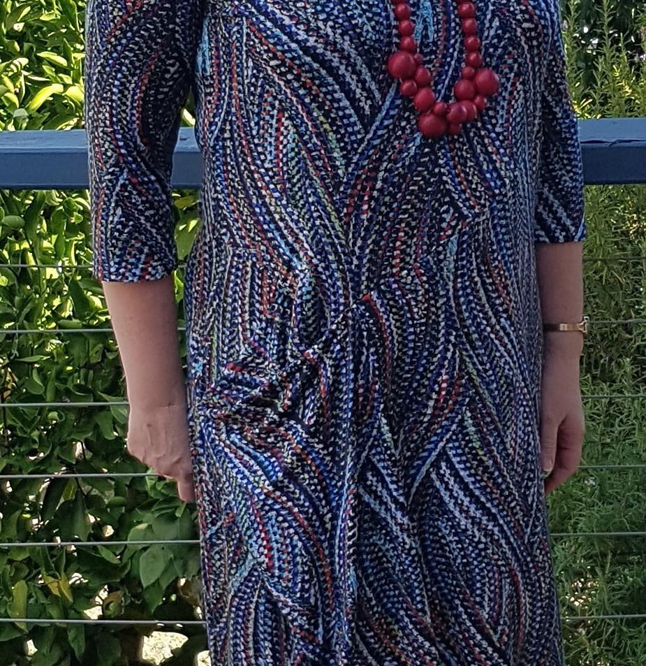 Knit Fabric Dress Pattern : Style Arc Alissa knit dress   StitchTalk.com