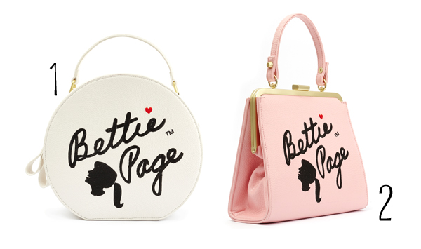 bettie page bags