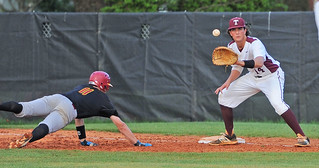 Tennessee High vs Science Hill Baseball