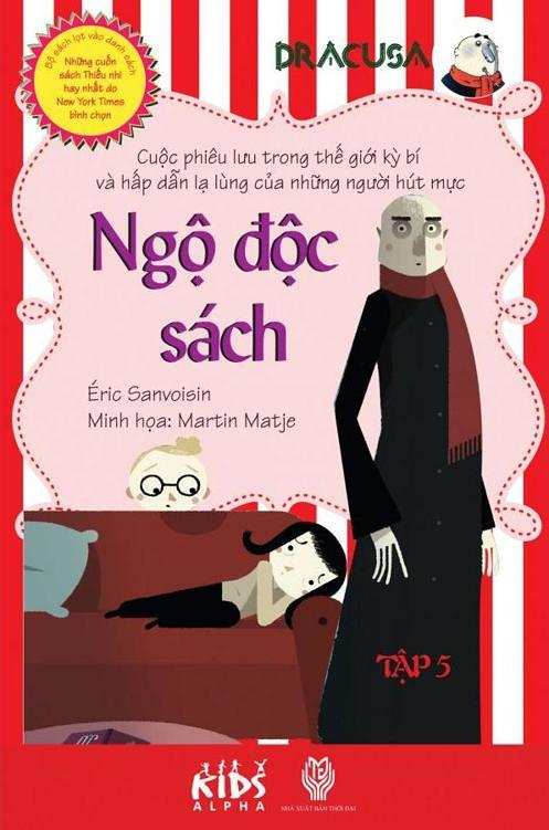 Dracusa Tập 5: Ngộ Độc Sách - Eric Sanvoisin