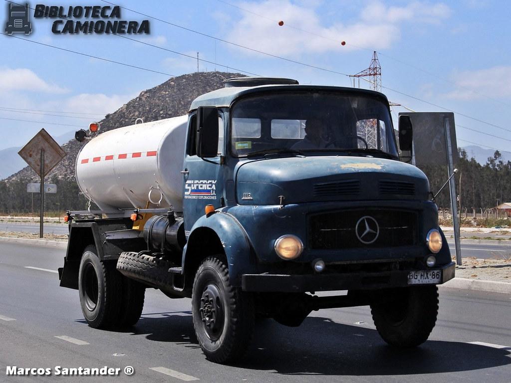 Mercedes-Benz LA 1113 / Superex | Placa Patente: BGHX86 Año:… | Flickr