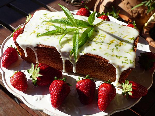gâteau à la verveine 3