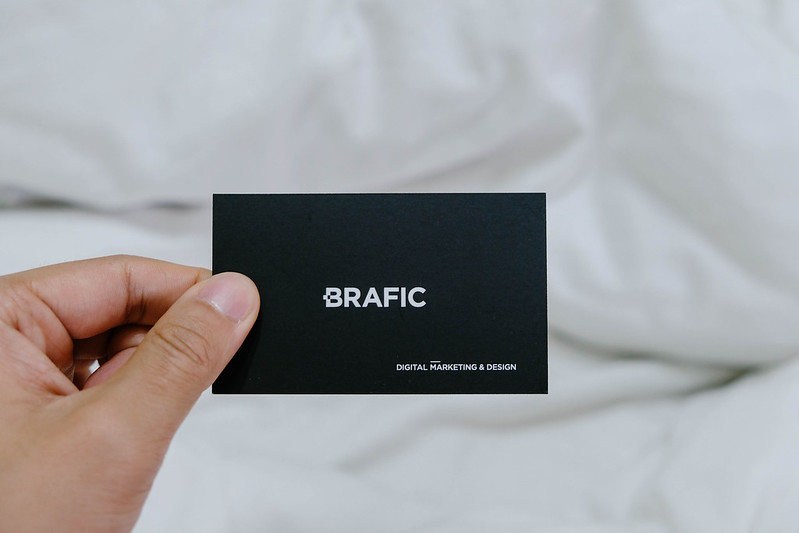 Brafic - Business Card