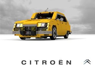 Citroen GS X2