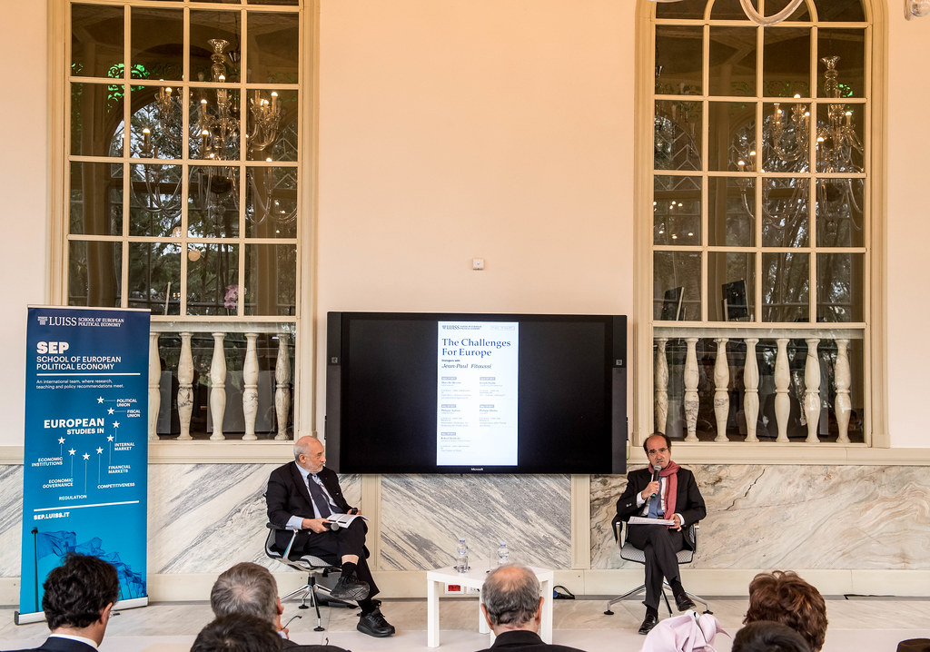 US-Europe: Joseph Stiglitz alla LUISS SEP