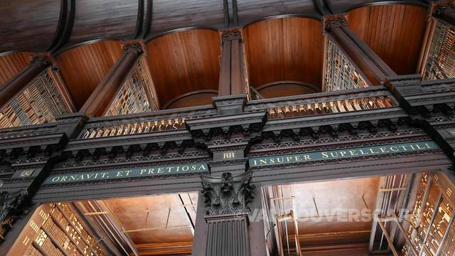 Dublin 2017/Trinity College Library