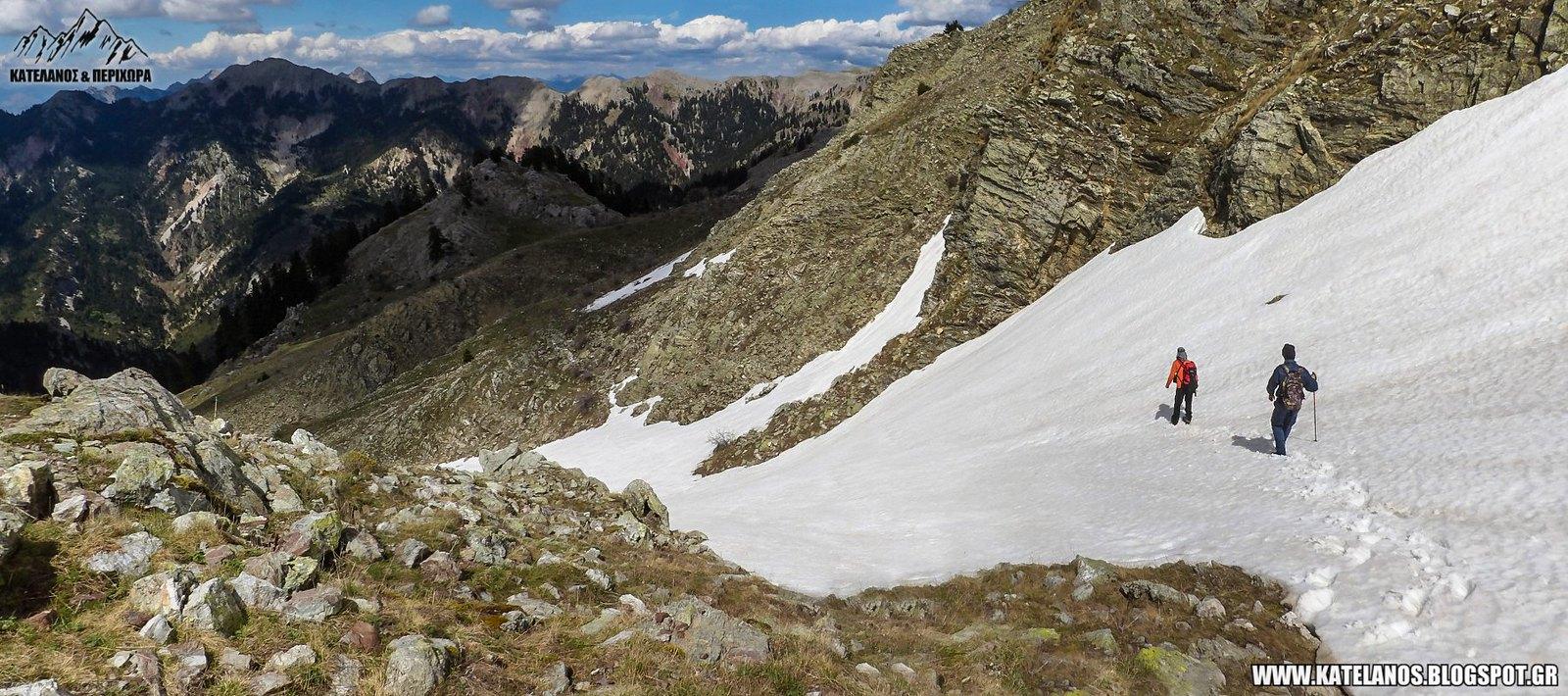 χιονουρα παναιτωλικο ορος κρημνιτσα ορειβασια βουρλο