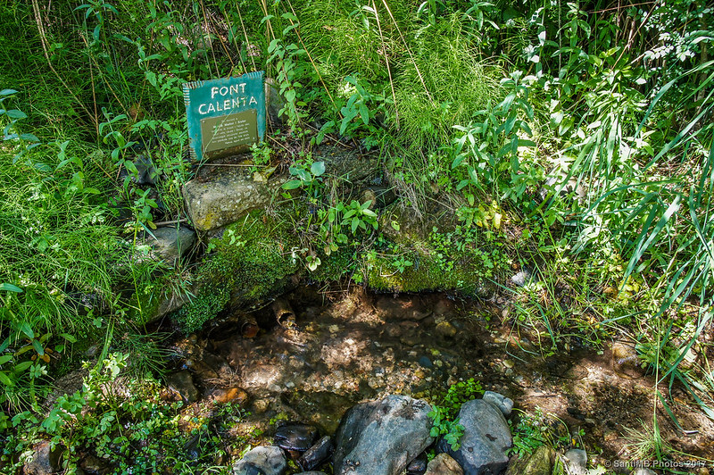 Font Calenta de Farena