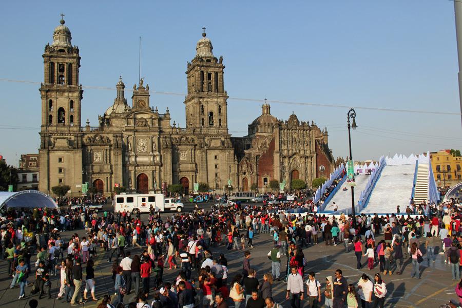 MexicoCity_joulumarkkinat